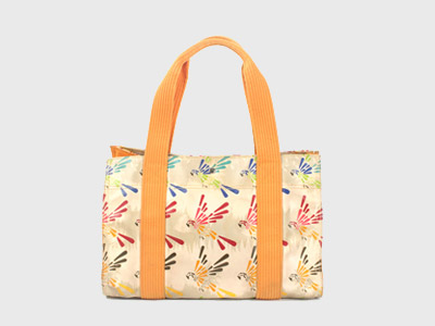 BILLY BAG TOTE BAG 빌리백 루스, ROOS