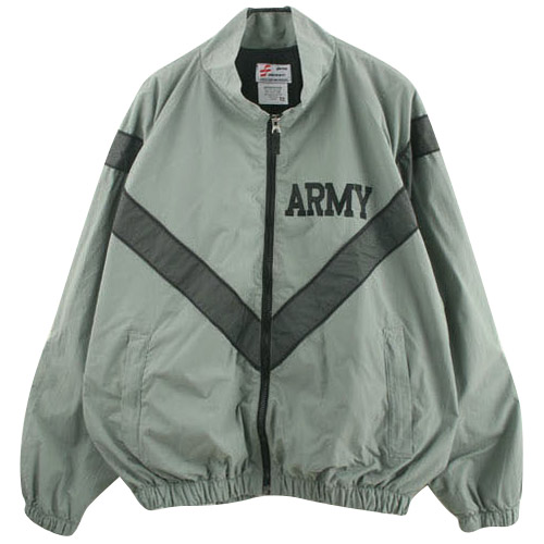 99's ORIGINAL IPFU USA ARMY MEDIUM/REGULAR 미군 바람막이 자켓 SIZE 100 루스, ROOS