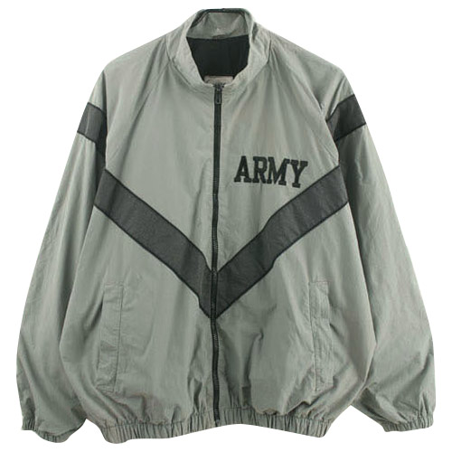 ORIGINAL IPFU USA ARMY MEDIUM/REGULAR 미군 바람막이 자켓 SIZE 100 루스, ROOS
