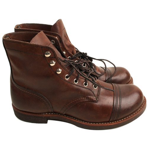 RED WINGS 8111 레드윙 8111 아이언 레인저 SIZE 270 루스, ROOS